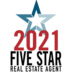 2021 Five Star Real Estate Agent